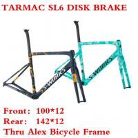 Buy cheap Customized Di2 Mechanical Race Bike Carbon Frame High Stiffness And Low Weight from wholesalers