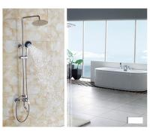 Best Wall Mount Bathroom Rain Shower Spray Set Kits With Handheld Contemporary wholesale