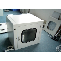 Best Cold Rolled Sheet Clean Room Pass Box For Goods Transfer In Electrical Factory wholesale