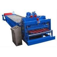 Best 380V, 3 - Phase CE Cr12 Roller Shutter Door Cold Roll Tile forming machinery wholesale