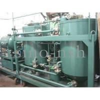 China Engine oil purification motor oil recycling lube oil regeneration oil purifier on sale