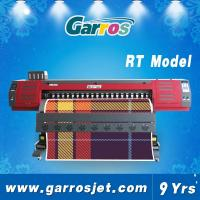 Best Best Quality Textile Fabric Printing Machine Garros RT1801 with Epson DX5 Head wholesale