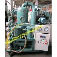 China Transformer / Insulating Oil Filtration and Dehydration Plants / Purifiers,remove moisture (free as well as dissolved), on sale