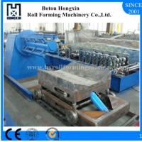 Best Roofing Metal Rolling Equipment , PLC Control Sheet Metal Forming Equipment wholesale