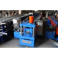 Best 12-18m/Min Metal Jamb Door Frame Roll Forming Machine Low Maintenance Cost wholesale