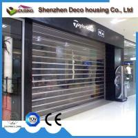 Buy cheap Transparent pvc rolling doors from wholesalers