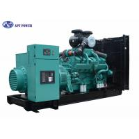 Best Rate output 700kW cummins standby generator with Leroy Somer Alternator For Building wholesale