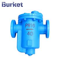 Best XYBT25 Casting iron Flange Invertedbucket steam trap for dyeing food drinks API602 industry pharmacy wholesale