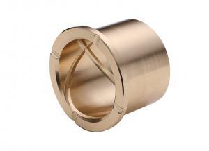Best 6mm 8mm ID Sleeve Sintered Bronze Bearing Bushings wholesale