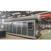 China Pharmaceutical Gas Fired Steam Boiler Industrial Water Tube Boiler Natural Gas on sale