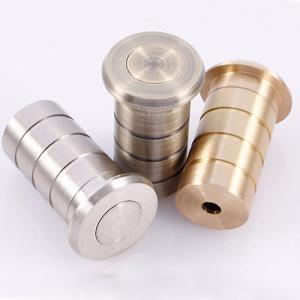 Best Flush bolt dust excluding sprung socket brass door hardware floor socket wholesale