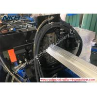 Best Downspout Forming Machine / Steel Sheet Roll Forming Machine With Elbow Machine wholesale