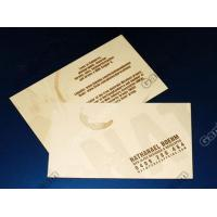 Best 3M, Avery, OEM high wear superior material name card, membership card printing wholesale
