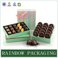 Best Chocolate Paper Box Packaging , Product Packaging Box for Gift Wrapping wholesale