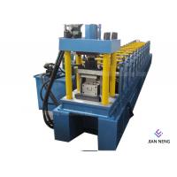 Best Automatic Cold Roof Forming Machine , 0.3 - 0.8mm Thickness Roll Forming Equipment wholesale