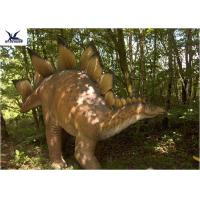 Cheap Robotic Sightseeing Realistic Dinosaur Models , Life Size Dinosaur Models  for sale