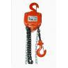 Buy cheap 1-10T KII hoist chain block/KII hoist from wholesalers