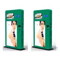 China Banking Pinpad Self Service Payment Kiosk / PC Kiosk Stand With LCD , TFT Display on sale