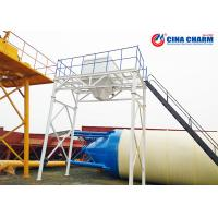 Best Large / Medium Size Dry Mix Concrete Batching Plant HZS120 Model 12 Months Warranty wholesale
