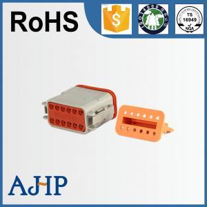 Best 12 way connector plug  DJ3121Y-1.6-20 wholesale