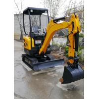 China China best price for hydraulic joystick pilot operating kubota type excavator digger for sale on sale