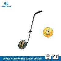 Best Portable Under Vehicle Inspection Mirror 12 Inch Diameter Acrylic Material UV200 wholesale