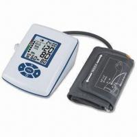 Best 4 x AA Arm Blood Pressure Monitor with 4 Zones Memory, Average Value and Alarm Clock Functions wholesale