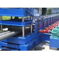 Buy cheap 3 Waves Highway Profile Steel Roll Forming Machine For Expressway Guardrail Bars from wholesalers