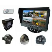 "Best Complete Truck System Rear View System With One 7"" 4 Channel Monitor and Cable wholesale"