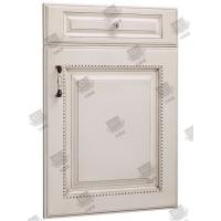 Best Security Wooden Moulded Doors Melamine Pvc Composite Anti - Corrosion wholesale
