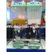 Best Commercial Stainless Steel Fruit Juice Dispenser 18 Liter With Imported Compressor wholesale