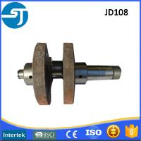 Best Jiangdong JD108 JD118 marine diesel engine parts Alloy steel engine crankshaft manufacturers wholesale