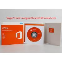Best Original Office 2016 Professional License Key , Office 2016 Pro Plus DVD Packing Box wholesale
