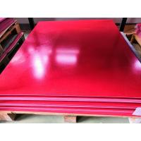 Buy cheap Durable Switch Cabinet GPO3 Fiberglass Sheet With Excellent Arc Resistance from wholesalers