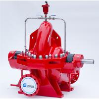 Best UL Listed Fire Fighting Water Pump 1250 GPM Fire Pump For Pipelines Bureaus wholesale
