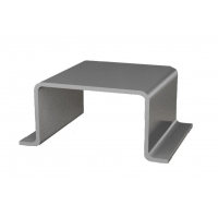 Best Angle Corner Protector Refrigerated Truck Body Rail Aluminum Profiles wholesale