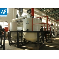 China 500kg/H Pet Bottle Washing Recycling Line on sale