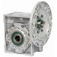 Best Aluminum Cast Iron NMRV 063 Worm Shaft And Worm Wheel Gearbox Speed Reducer wholesale