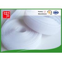 Best 30mm waterproof hook and loop tape die cut cold resist double sided hook and loop tape wholesale