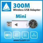 Best 300Mbps mini wifi usb adapter  Melon M30 wholesale