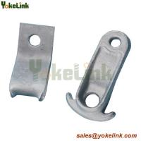 Best Made in Chain Ductile Iron Steel Guy Hook For Transmission Line Hardware wholesale