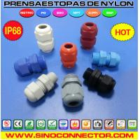 Best Watertight IP68 Nylon (Plastic) Cable Glands with BSC & BSP Connection Threads wholesale