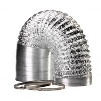 Best High Flexible Aluminum Air Duct Ventilation Ducting for Grow Tent Use wholesale