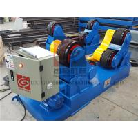 Best Self Aligning type Pipe Welding Rotator With 20T Capacity for Boiler Automatic Welding wholesale
