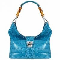 Best 2012 New Crocodile grain Indian hand bags wholesale