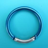 Buy cheap Heart Shape Aluminium carabiner hook from wholesalers