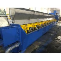 Best Industrial Blue Rod Drawing Machine Easy Maintenance For Copper / Copper Alloy wholesale