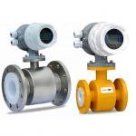 Best Dn150 3 Inch Electromagnetic Flow Meter , Durable Magnetic Sewage Flowmeter wholesale