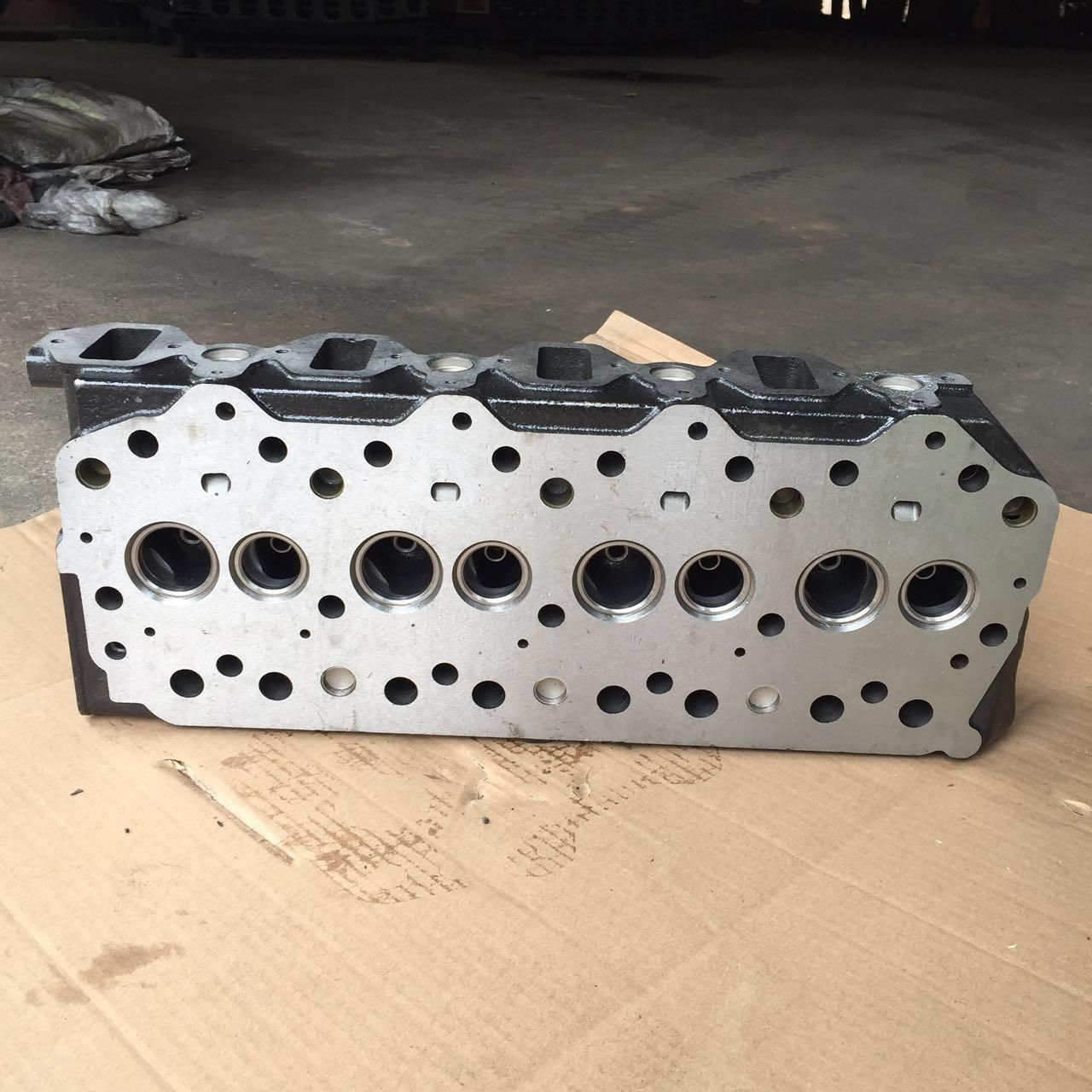 China Mitsubishi Engine Cylinder Head 4D36 For Montero Pajero L200 Canter MD185922 on sale