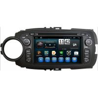 China 3g Wifi Andriod Toyota Dvd Players For New Toyota Yaris Dvd Players With Atv Canbus on sale